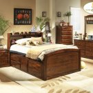 #827E Truckee collection Cherry(Captians bed) Full