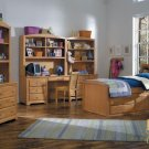 #827E Truckee collection Maple(Captians bed) Twin