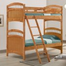 #827E Truckee collection Maple(Twin bunkbed)