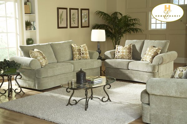 #9839 Simon Collection Mint (sofa)