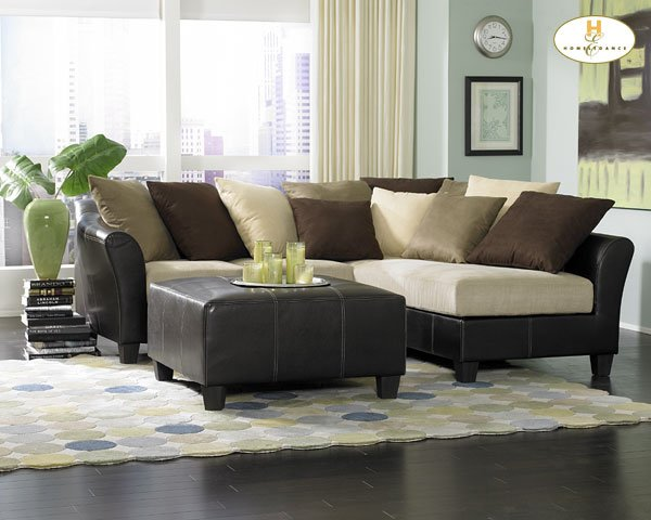 #9917 Carrington Sectional