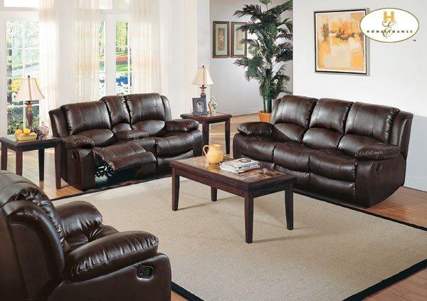 #9813 Python reclining collection (sofa)