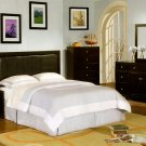 #817 Caldwell Espresso bedroom 4pc set