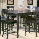 #715-36 Expedition 7 pc TALL Table set