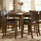 #727-36 Verona High Table and Barstool Set