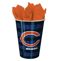 CHICAGO BEARS 16oz Plastic Cups...???!!!
