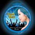 Blue Hair Gel...It Makes Your Hair Glow...???!!!