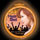 Orange Hair Gel...It Makes Your Hair Glow...???!!!