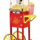 """Electric Vintage CollectionTM 48\"""" Popcorn Cart, Red...???!!!"""