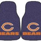 Carpet Floor Front Mats - NFL Football - Chicago Bears -Pair...???!!!