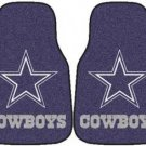Carpet Floor Front Mats - NFL Football - Dallas Cowboys - Pair...???!!!
