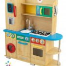 Pretend Cook Together Kitchen with Refrigerator, Microwave and more ...???!!!