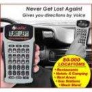 Auto Pilot Talking Road Navigator