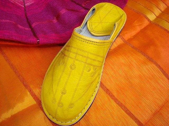 Berber Slippers