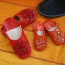 Kids Glitters Babouches
