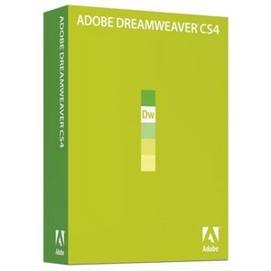 Adobe Dreamweaver CS4 - PC - DVD-ROM - Universal English