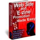 """Web Site & Ezine Promotion Easy"""