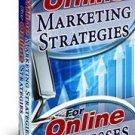 """Offline Marketing Strategies for Online Businesses"""