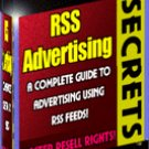 """RSS Advertising Secrets"""