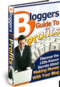 """""""Bloggers Guide to Profits"""""""