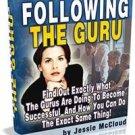 """Following the Guru"""