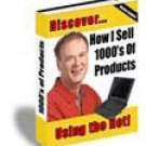 """How I Sell Products on the Web """