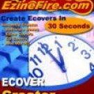 """""""EzineFire.com"""" E-Cover Creator"""