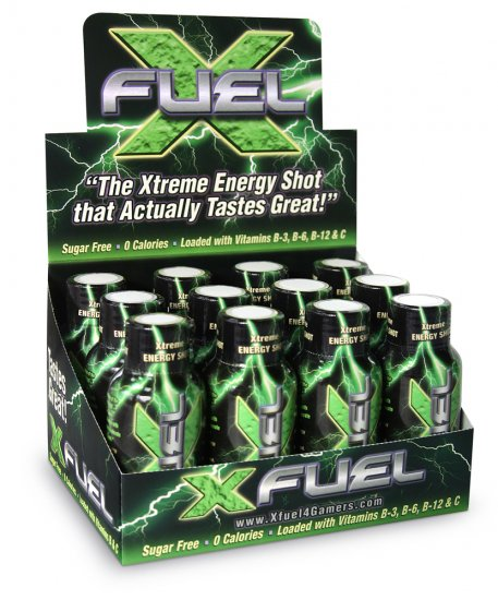 XFuel 3 packs