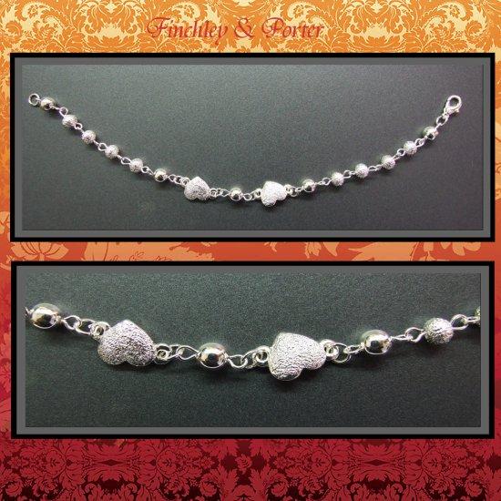 Fashion Bracelet - Lonly Hearts