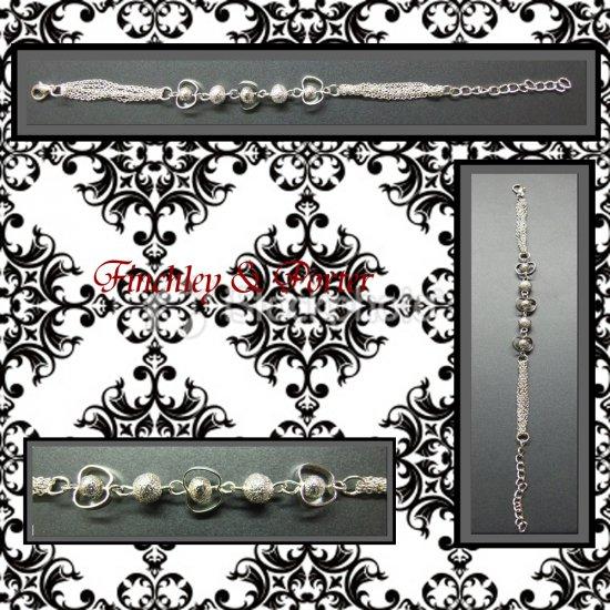 Fashion Bracelet - Apples