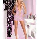 Shimmer Sequin Mini Dress PL5028