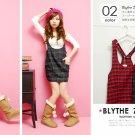 BZ Checker pattern dress