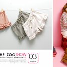 BZ Frilly cotton shorts