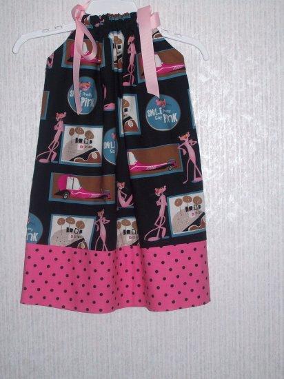 Pink Panther Pillowcase Dress