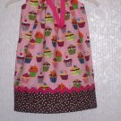 Boutique Cupcake Pillowcase Dress