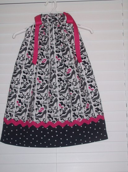 Boutique Barbie Pillowcase Dress