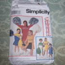 Simplicity Cheer Sewing Pattern 8278