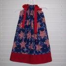 Patriotic 4th of July Pillowcase Dress