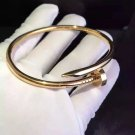 Customized Juste Un Clou bracelet 18K Rose Gold