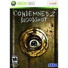 Xbox 360 Condemned 2: Bloodshot
