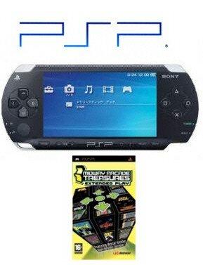 Sony PSP Core Bundle Plus 21 Hot Games