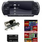 Sony PSP-3000 Core Bundle w/ 20+ Games, Go! Cam, and 1GB Memory Stick Pro Duo