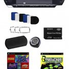 Sony PSP-300 Core Ultimate Bundle w/ 40+ Games, Pro Tec Kit, and 1 GB Memory Stick Pro Duo