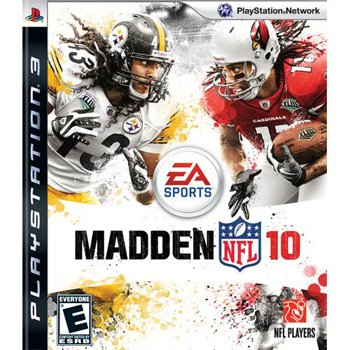 Madden NFL 10 for PS3
