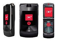 Motorola Razr V3i Mobile Cellular Phone Black (Unlocked)