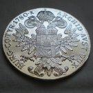 Austria, Trade Thaler, 1780 (restrike), Proof