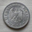 Germany, 50 Pfennig, 1935 A, Ch. AU- Unc