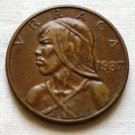 Panama, 1 Centesimo, 1937, KM-14
