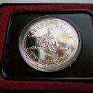 Canada, Cased Proof Silver Dollar, 1975