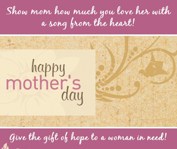 M.O.T.H.E.R.  I Love You (Mother's Day Special)
